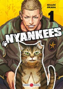 Couverture tome 1 Nyankees